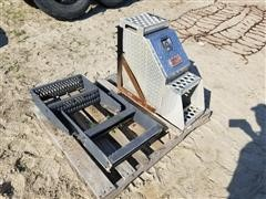 Truck Side Tool Box W/Step