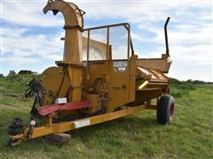 2014 Haybuster 2564 Bale Processor