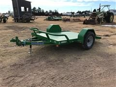 2017 Load Trail S/A Tilt-Deck Trailer