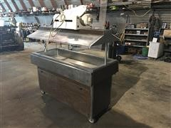 Commercial Stainless Steel Food Server