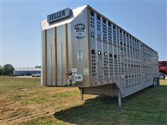 2013 Merritt 53x102 Tri/A Cattle Pot