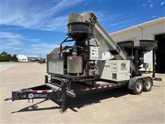 USC 1716 P Seed Treating Trailer