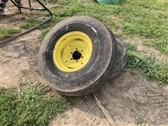 Firestone 10.00-16 Tires And Rims