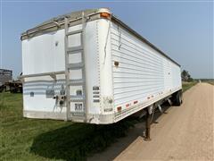 1999 Timpte Super Hopper 42' T/A Grain Trailer
