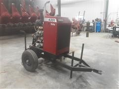 2004 Case IH 4391 Irrigation Engine
