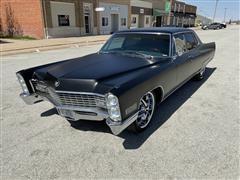 1967 Cadillac Fleetwood 4 Door Sedan