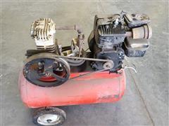 Sanborn 104-22 Gas Powered Air Compressor
