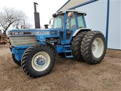 1988 Ford TW 35 Gen II MFWD Tractor