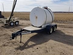 Shaben P-265-1025 Fuel Trailer