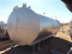 2003 Mueller OH-6000 Bulk Milk Tank W/chiller