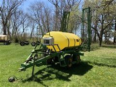 Top Air 750 Gallon Pull Type Sprayer