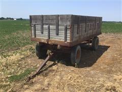 Haul-Mor Dump Wagon