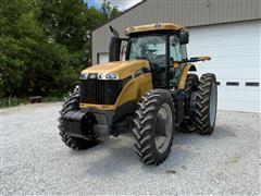 2012 Challenger MT655D MFWD Tractor