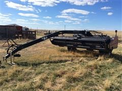 2007 MacDon Premier A30-S Windrower