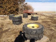 T-L Pivot Tires & Rims