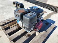 John Blue Centrifugal Pump W/ Honda Gas Engine