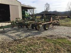 John Deere 550 Mulch Master