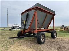 Gt 4600W Side Dump Harvest Wagon