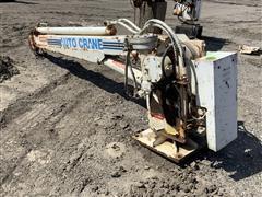 Auto Crane Telescoping Truck Lift System