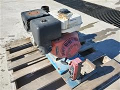 John Blue Centrifugal Pump W/ Honda Gas Engine