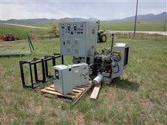 EM 18.7 KVA Single Phase LP Generator