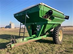 Uft 4565 Grain Cart