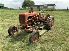 1953 Allis-Chalmers CA Compact Utility Tractor
