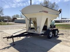 Friesen 240RT T/A Seed Tender Trailer