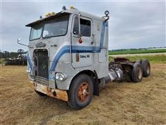 1972 White /Freightliner COE T/A Truck Tractor