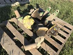 John Deere Combine Rear Axle Hubs