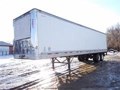 2004 Wabash T/A Water Trailer