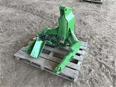 John Deere 5000 Series Tractor Frame Loader Mount Bracket