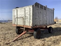 Kewanee Forage Wagon