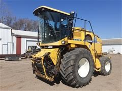 2005 New Holland FX30 Self-Propelled Forage Harvester