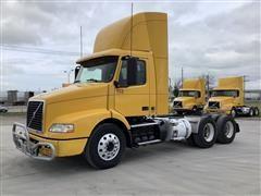 2012 Volvo VNM64T T/A Truck Tractor