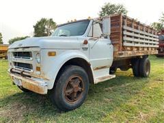 1972 Chevrolet C50 S/A Grain Truck