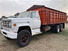 1978 GMC 6500 T/A Grain Truck