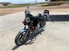 1980 Honda CX500 Motorcycle