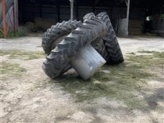Firestone Radial 9000 Front Dual Tire Set