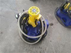 Milton Roy Fertilizer Pump