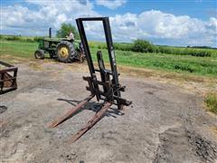Gnuse Hydraulic Forklift Attachment
