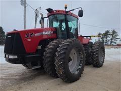 2008 Case IH Steiger 335 4WD Tractor