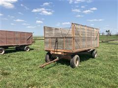 Heider M-10 Forage Wagon