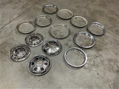 GM Hubcaps & Trim Rings