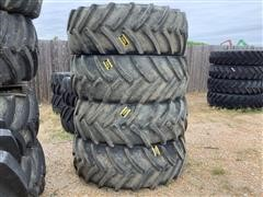 Mitas 650/65R38 Float Tires