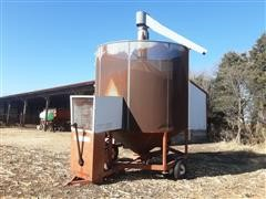 GT 570 Tox-O-Wik Portable Grain Dryer