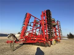 2014 Sunflower 6333-31 31' Wide Mulch Finisher