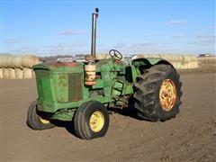 1963 John Deere 5010 2WD Tractor (INOPERABLE)