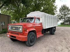 1973 Chevrolet C65 Dump Truck