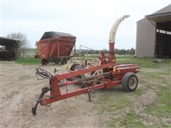 Hesston 7155 00657 Pull-Type Forage Harvester